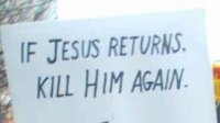 Click to visit if-jesus-returns-kill-him-again.com